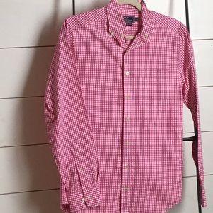Men's vineyard vines button down shirt size XS